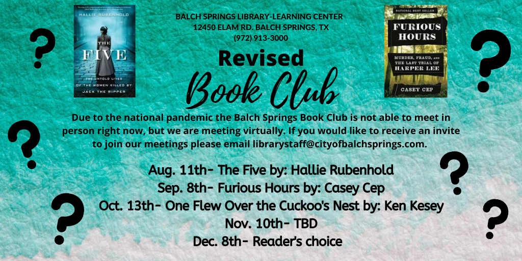 Balch Springs Library Book Club 2020.png
