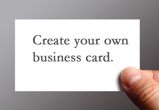 Make your own business cards balch springs library learning center navigation reheart