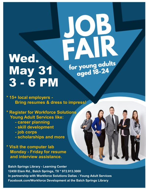 Young Adult Job Fair May 31.jpg